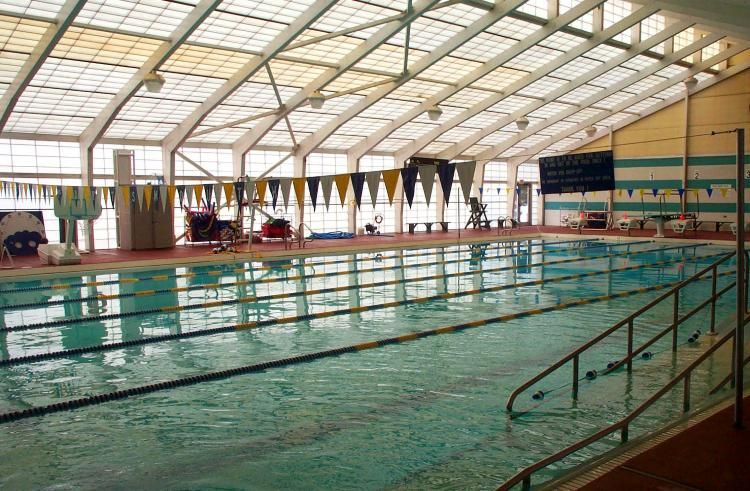 Indoor Portsmouth Pool